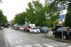 Fermeture temporaire du Parking, rue des Magnolias
