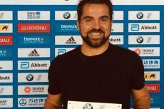 Miguel MOTA court à Berlin