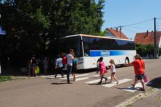 Réunion d'information Bus scolaire