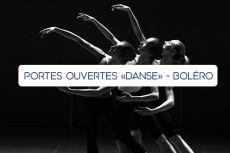 Portes ouvertes «danse» – BolérO école municipale de musique et de danse
