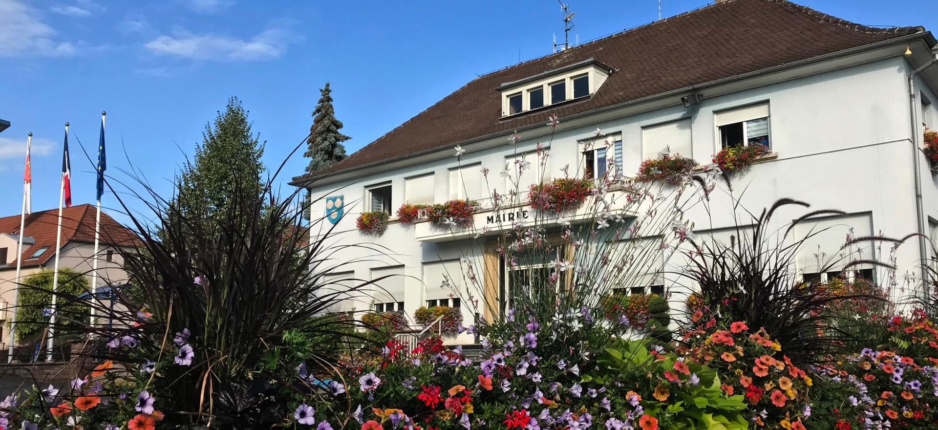 Mairie d'Oberhausbergen